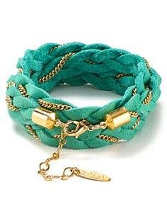 ADA Selmi Bracelet _#bloomingdales #leather bracelet #jewelry