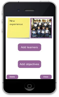 2 build a profile app for early years record keeping @Heather Sherman