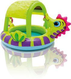 bol.com   Intex Seahorse Baby Zwembad   Speelgoed