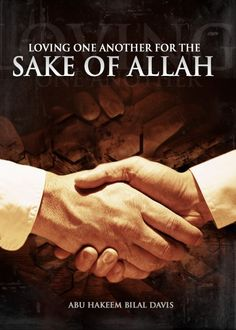 only for the sake of Allah...