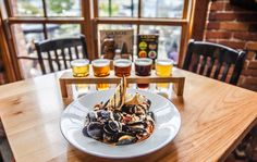 Fresh beer and good food await in Victoria B.C. #Canada #travel #exploreCanada