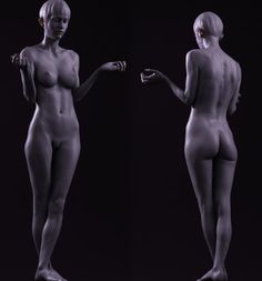 3D Sculpting, 3D Modeling, Human Anatomy- Jose Pericles Chaves