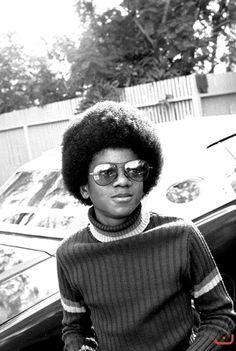 Young Michael Jackson