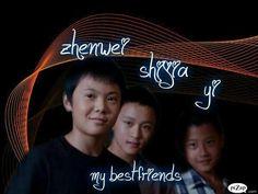 Zhenwei wang with best friend Karate Kid Actor, Karate Kid 2010, Don't Judge Me, Kung Fu, Best Friends, Actors, God, Celebrities, Movie Posters