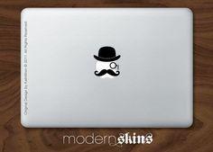 Refreshing the Mac - Mustache & Monocle   http://sendasgift.com/?d=6ggSr