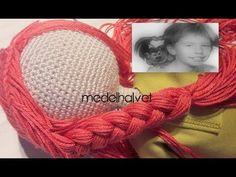 Pipi calzaslargas amigurumi crochet patron gratis Crochet Hats, Youtube, Diy, Collection, Crochet Dolls, Free Pattern, Amigurumi, Xmas, Bricolage
