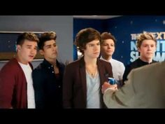 One Direction Pepsi Commercial- Version 2 (HD)