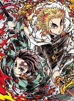 Manga Anime, Anime Demon, Anime Art, Cool Anime Wallpapers, Animes Wallpapers, Demon Slayer, Slayer Anime, Hxh Characters, Anime Lindo