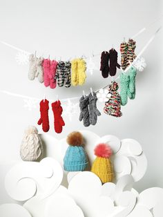 patternsnap First Snow Mittens Anthropologie Gifts, First Snow, Knit Mittens, Kids Store, Book Gifts, Merry And Bright, Visual Merchandising, Stocking Stuffers, Knitting