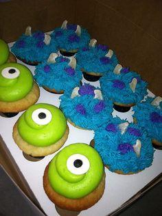 Buzz Woody Sully Mike Minion Birthday Cake Kids Birthday