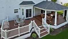 Dun Draft Inc/Amazing Decks Deck Builders - Trex Decking, Railing, Trim, Porch, Pergola Installer