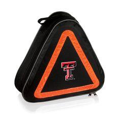 Texas Tech Red Raiders 'Roadside' Emergency Kit-Black Digital Print