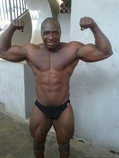 African Bodybuilders