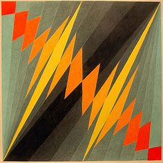 Zanis Waldheims was a Latvian geometric abstractionist painter who produced work from the 1950s until his death in 1993.