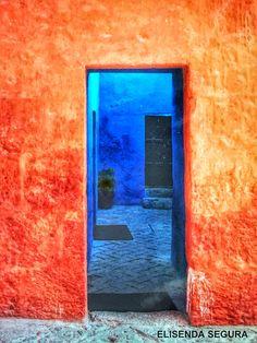 Son las fotografías de mis viajes: SON LAS FOTOGRAFÍAS DE MIS VIAJES. Arequipa. Perú....