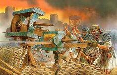 La Pintura y la Guerra. Sursumkorda in memoriam Military Art, Military History, Ancient Rome, Ancient History, Medieval, Rome Antique, Roman Legion, Classical Antiquity, Roman Soldiers