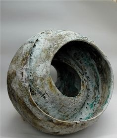 Sea Spiral - Blue | Tamsyn Trevorrow