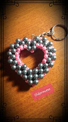 (758) Corazón de Perlas