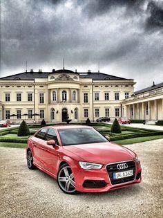 Audi A3 Sedan Audi A3 Sedan, Audi Tt Roadster, Cars And Motorcycles, Luxury Cars, Dream Cars, Automobile, Italy, Vehicles, Motors