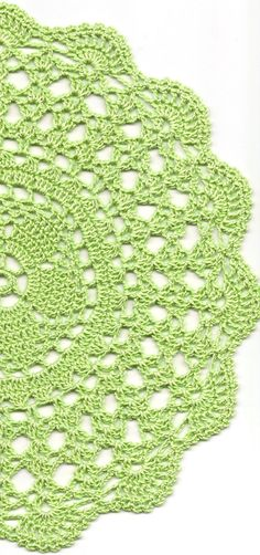 Crochet doily lace doily table decoration by faustapink900 on Etsy, £4.00