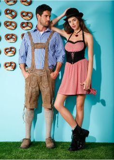 #couple #oktoberfest #bonprix
