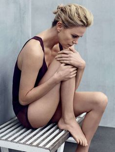 Charlize Theron: ELLE UK