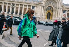 Phil Oh's Best Street Style Pics From The Spring 2017 Haute Couture Shows