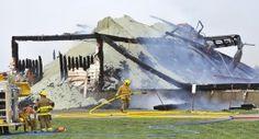 Official: Fertilizer loader started Hornick, Iowa, fire