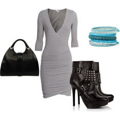 """date night"" by nikidpike on Polyvore"
