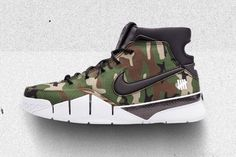 76f5935ebda3 UNDEFEATED x Nike Zoom Kobe 1 Protro Pack First Look