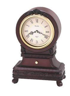 Bulova B1984 Knollwood Clock, Antique Mahogany Finish Bulova http://www.amazon.com/dp/B0007T41TA/ref=cm_sw_r_pi_dp_X2a3ub086T90P