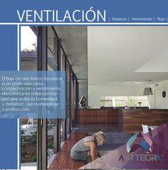 #Diseño #interiores #Ambientación #Conceptos #Ventilación