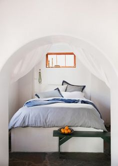 Nine Space bed and bath linens #bedroom