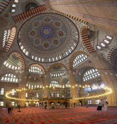 The Selimiye mosque in Edirne, Turkey. Considered to be the masterpiece of Mimar Sinan [Building] The Masterpiece, World's Most Beautiful, World Heritage Sites, Middle East, Istanbul, Mosques, Cathedrals, Architecture, Building
