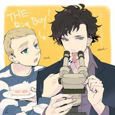 /Sherlock BBC/#1266065 - Zerochan
