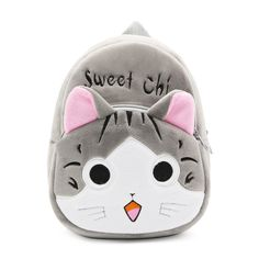 Kids cartoon Chi s Sweet Home Cat backpack kindergarten children cute school  bag baby girls schoolbag mochila gift good quality 630c731bf7f7b