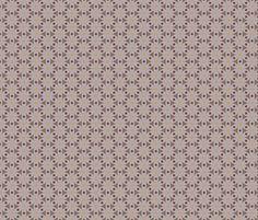 Firebird Sweet Flowers fabric by spatialh on Spoonflower - custom fabric