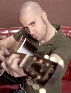 Chris Daughtry <3 Love love love his music. And please, oh please do not say you're a fan of this man or his band if you only know his mainstream songs...Chris inspired me from the start of his idol journey, he is a loving father and husband, his voice is incredible and I just absolutely love this man. <3