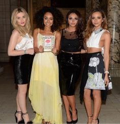 Little Mix Cosmo award! #SoProud