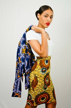 CIAAFRIQUE ™ | AFRICAN FASHION-BEAUTY-STYLE: Lookbook: Asiyami Gold