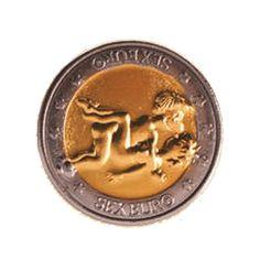 Kamasutra Euro-munten : Euromunt - Sex euro's Te koop op www.gigagadgets.be