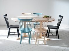 Adventurous Design Quest: Swedish Stolab solid wood furniture