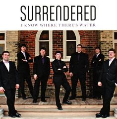 I Know Where There's Water CD by Surrendered - Melt the Heart