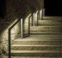 main courante inox éclairage LED