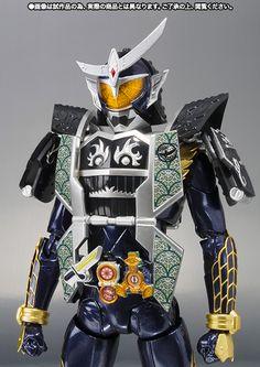 S.H.Figuarts 仮面ライダー鎧武 ジンバーレモンアームズ 09