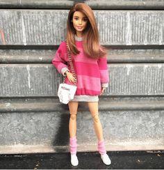 Barbie Dress, Barbie Clothes, Barbie Tumblr, Hello Barbie, Barbie Fashionista Dolls, Barbie Model, Ordinary Girls, Poppy Parker, Beautiful Barbie Dolls
