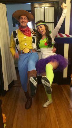 #DIY Buzz Lightyear costume! #CouplesCostume #ToyStory #Woody #BuzzLightyear