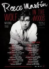 reece mastin is my love and his concert in September at Gpak