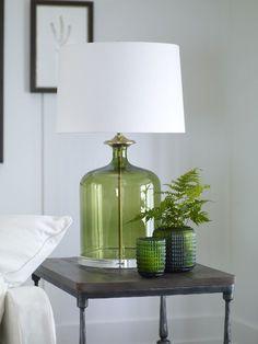 28 best green lamp images green lamp green table lamp bedroom rh pinterest com