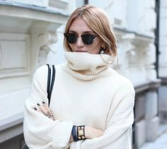 19 of Our Favorite Sweaters Under $100 #theeverygirl